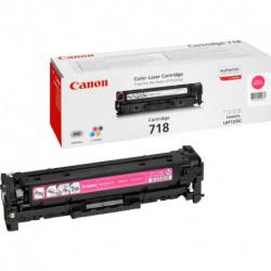 Canon CRG-718 M Original Magenta 1 pièce(s) 2660B002