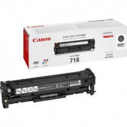 Canon CRG-718 Bk Original Black 1 pc(s) 2662B002