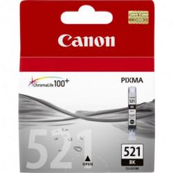 Canon CLI-521 BK Original Noir 1 pièce(s) 2933B001