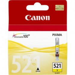 Canon CLI-521 Y Original Jaune 1 pièce(s) 2936B001