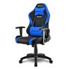 Sharkoon Skiller SGS2 Jr. Silla para videojuegos universal Asiento acolchado Negro, Azul