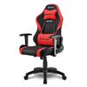 Sharkoon Skiller SGS2 Jr. Silla para videojuegos universal Asiento acolchado Negro, Rojo
