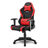 Sharkoon Skiller SGS2 Jr. Universal gaming chair Padded seat Black, Red