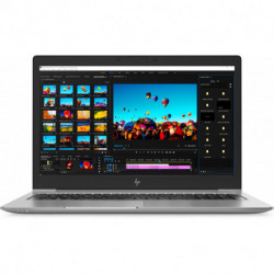HP ZBook 15u G5 Silber Mobiler Arbeitsplatz 39,6 cm (15.6 Zoll) 1920 x 1080 Pixel Intel® Core™ i7 der achten Generation 2ZC05ET