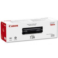 Canon CRG-726 Original Negro 3483B002