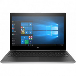 HP ProBook 450 G5 Silver Notebook 39.6 cm (15.6) 1920 x 1080 pixels 8th gen Intel® Core™ i3 i3-8130U 8 GB DDR4-SDRAM 3QM74EA