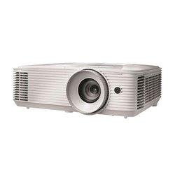 Optoma EH334 data projector 3600 ANSI lumens DLP 1080p (1920x1080) 3D Desktop projector White