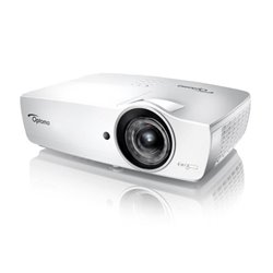 Optoma EH460ST data projector 4200 ANSI lumens DLP 1080p (1920x1080) 3D Desktop projector White