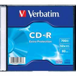 Verbatim CD-R Extra Protection 700 MB 43347