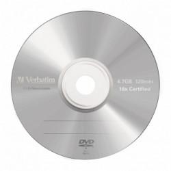 Verbatim DVD-R Matt Silver 4,7 GB 5 Stück(e) 43519
