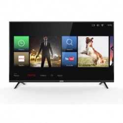 TCL 43DP600 TV 109.2 cm (43) 4K Ultra HD Smart TV Wi-Fi Black