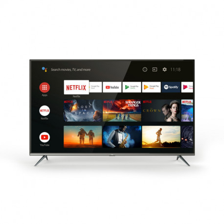 TCL 43EP640 TV 109.2 cm (43) 4K Ultra HD Smart TV Black