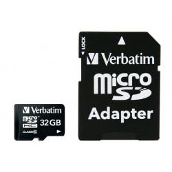 Verbatim Premium mémoire flash 32 Go MicroSDHC Classe 10 44083
