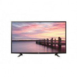 LG 49LV300C hospitality TV 124.5 cm (49) Full HD Black 10 W