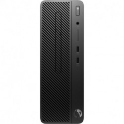 HP 290 G1 Intel® Pentium® G5400 4 GB DDR4-SDRAM 1000 GB HDD Black SFF PC 4HR64EA