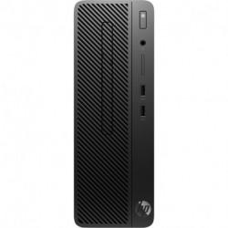 HP 290 G1 Intel® Pentium® G5400 4 GB DDR4-SDRAM 1000 GB Unidad de disco duro Negro SFF PC 4HR64EA