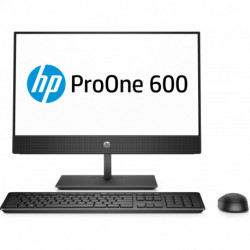 HP ProOne 600 G4 54,6 cm (21.5) 1920 x 1080 pixels 8th gen Intel® Core™ i5 i5-8500 8 GB DDR4-SDRAM 1000 GB HDD Preto PC 4KX98ET