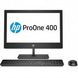HP ProOne 400 G4 50.8 cm (20) 1600 x 900 pixels 8th gen Intel® Core™ i5 i5-8500T 8 GB DDR4-SDRAM 1000 GB HDD Black All- 4NT83EA