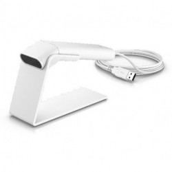 HP Engage One Prime Lector de códigos de barras portátil 2D LED Blanco 4VW64AA