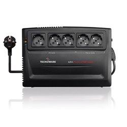 Tecnoware Ups Era Plus Strip 1500 sistema de alimentación ininterrumpida (UPS) Línea interactiva 1500 VA 700 W 5 FGCERAPLST1500