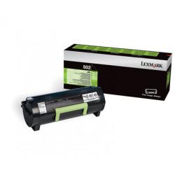 Lexmark 502 Original Schwarz 1 Stück(e) 50F2000