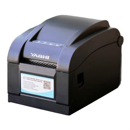 YASHI STAMP. TERMICA STYZ200 BARCODE 150MM/SEC, 203DPI, 80MM, INTERFACCIA RS232 USB