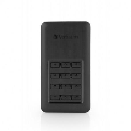 Verbatim Store'n'Go 256 GB Black,Silver 53402