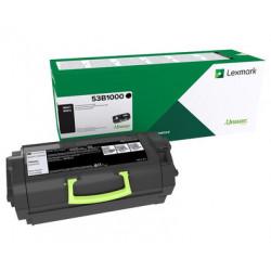 Lexmark 53B2000 toner cartridge Original Black 1 pc(s)