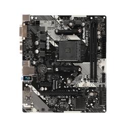 ASROCK MB AMD A320M-DVS R4.0 2DDR4 PCI-E X16 M2 VGA/DVI MATX