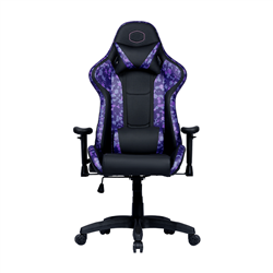 COOLER MASTER GAMING CHAIR CALIBER R1S PURPLE CAMO
