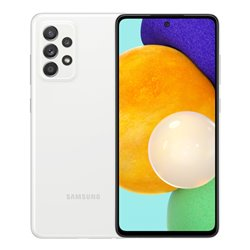 SAMSUNG GALAXY A52s 5G AWESOME WHITE