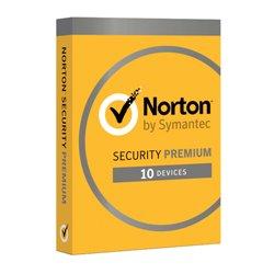 Symantec Norton Security Premium 3.0 Full license 1 license(s) 1 year(s) Italian 21355422