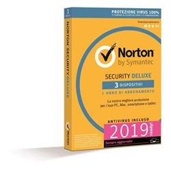Symantec Norton Security Deluxe 3.0 2016 Licence complète 1 licence(s) 21355471