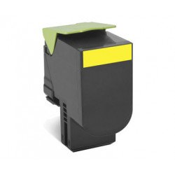 Lexmark 802SY Original Yellow 1 pc(s) 80C2SY0