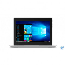 Lenovo IdeaPad D330 Gris Hybride (2-en-1) 25,6 cm (10.1) 1280 x 800 pixels Écran tactile Intel® Celeron® N4000 4 Go 81MD000DIX