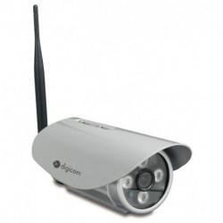 Digicom IPC531-T03 Câmara de segurança IP interior Bala Teto/parede 1280 x 720 pixels 8E4583