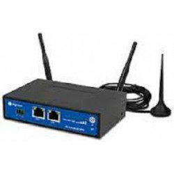 Digicom 8E4589 wireless router Single-band (2.4 GHz) Fast Ethernet 3G 4G Black,Blue