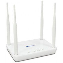 Digicom REW1200-J1 wireless router Dual-band (2.4 GHz / 5 GHz) Fast Ethernet White 8E4602
