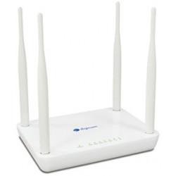 Digicom REW1200-J1 WLAN-Router Dual-Band (2,4 GHz/5 GHz) Schnelles Ethernet Weiß 8E4602