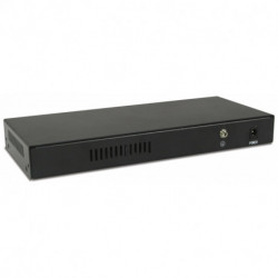 Digicom SWG08-POE Gerido Fast Ethernet (10/100) Apoio Power over Ethernet (PoE) 8E4606