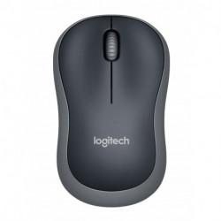 Logitech M185 rato RF Wireless Óptico 1000 DPI Ambidestro 910-002235