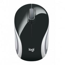 Logitech M187 ratón RF inalámbrico Óptico 1000 DPI Ambidextro 910-002731