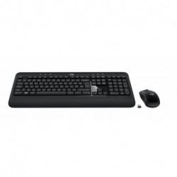 Logitech 920-008802 keyboard QWERTY Italian Black