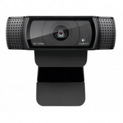 Logitech C920 cámara web 15 MP 1920 x 1080 Pixeles USB 2.0 Negro 960-001055
