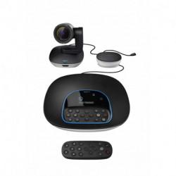 Logitech GROUP système de vidéo conférence Group video conferencing system 960-001057