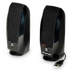 Logitech S150 loudspeaker 1.2 W Black Wired 980-000029