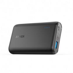 Anker PowerCore Speed 10000 power bank Black 10050 mAh A1266G11
