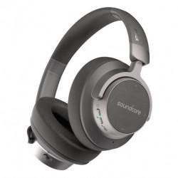 Anker A30210F1 Ohrumschließend Kopfband Schwarz, Grau A3021GF1