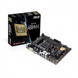 ASUS A68HM-K placa base Socket FM2+ Micro ATX AMD A68