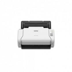 Brother ADS-2700W escaner 600 x 600 DPI Escáner con alimentador automático de documentos (ADF) Negro, Blanco A4 ADS2700W